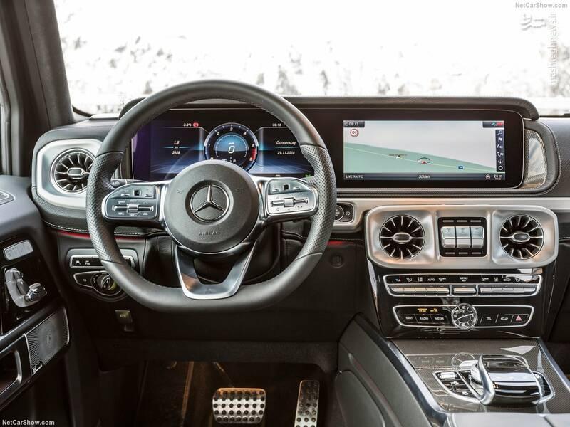 Mercedes-Benz G350d (2019)