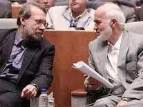 نسبت فامیلی احمد توکلی با خانواده لاریجانی