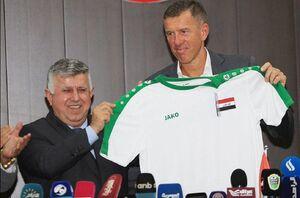 درخواست کاتانچ از فدراسیون عراق