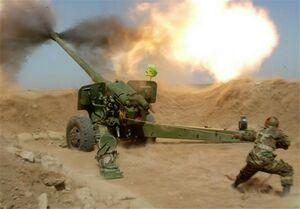 5 استفاده متفاوت از گلوله توپ در ارتشهای مهم جهان/ حالا توپخانه نزاجا سلسله اعصاب دشمن را از کار میاندازد+عکس