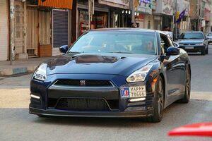 عکس/ گودزیلای ژاپنی در خوزستان!