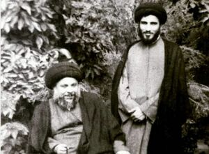 تعریف شهید صدر از آیت الله هاشمی شاهرودی