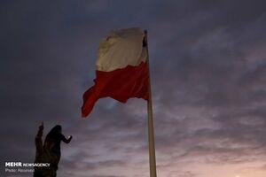 عکس/ مقابله شیلی با مهاجران