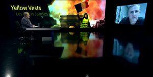 صحنهگردان اعتراضات فرانسه مهمان «عصر» میشود