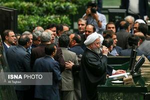 پیشرفت روحانی بعد از 7 سال مدیریت بر کشور