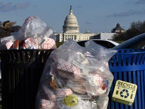 بوی زباله کاخ سفید را فرا گرفت