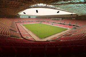 آیا ایران ورزشگاه شهر کربلا را ساخته است؟