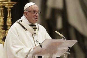 پاپ خواستار پایان جنگ یمن شد