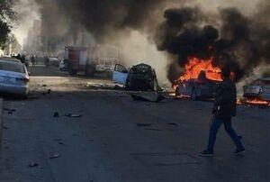 جزئیات حمله انتحاری به وزارت خارجه لیبی +عکس