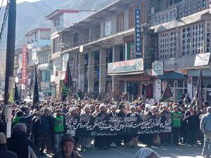 مراسم شیعیان هند به مناسبت درگذشت آیتالله هاشمی شاهرودی+تصاویر