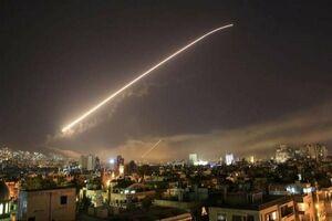 ساقط شدن ۸ موشک از ۱۰ موشک اسرائیلی/استفاده دمشق از موشکهای جدید