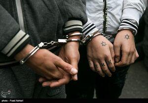 سارق طلا برای سرقت مجدد به محل جرم بازگشت