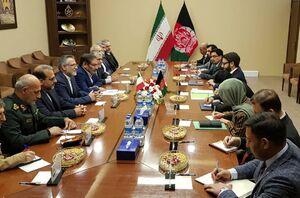 مذاکرات رسمی دبیران شورای عالی امنیت ملی ایران و افغانستان
