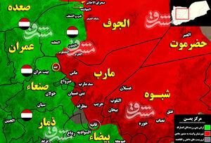 عملیات بزرگ نیروهای یمنی برای کنترل مهمترین پایگاه نظامی نیروهای مزدور سعودی + نقشه میدانی