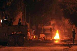 اعتراضات عربی همزمان با هشتمین سالروز بهار عربی
