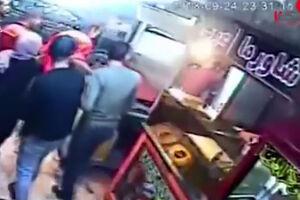 فیلم/ حمله وحشیانه اوباش به ساندویچی در آبادان!