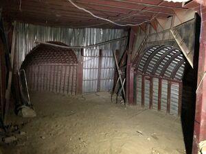 """عکس/ تونل های عجیب و غریب در""""دوما"""""""
