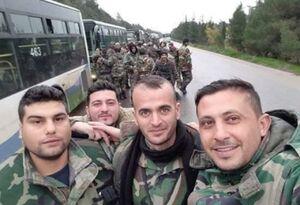 فیلم/ ورود نیروهای ارتش سوریه به منبج