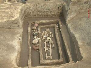 کشف انسان ۵۰۰۰ ساله در چین +عکس