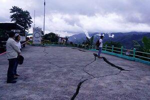 وقوع زمین لرزه ۷.۲ ریشتری درفیلیپین/هشدوار سونامی صادر شد