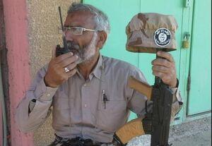 فیلم/ ارادت سنیهای ضلوعیه عراق به سردار ایرانی