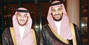 گارد ملی عربستان در اختیار کدام شاهزاده قرار گرفت ؟