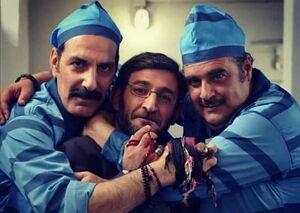 فیلم دهنمکی در جشنواره فجر حضور ندارد +عکس