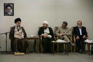 جزئیات کامل دیدار رهبر انقلاب با نمایندگان کاندیداهای انتخابات ٨٨