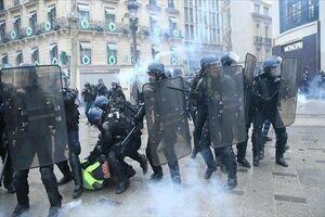 آغاز تحقیقات پلیس فرانسه درباره سرکوب جلیقهزردها