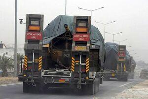 ترکیه به مرز سوریه تانکهای جنگی اعزام کرد