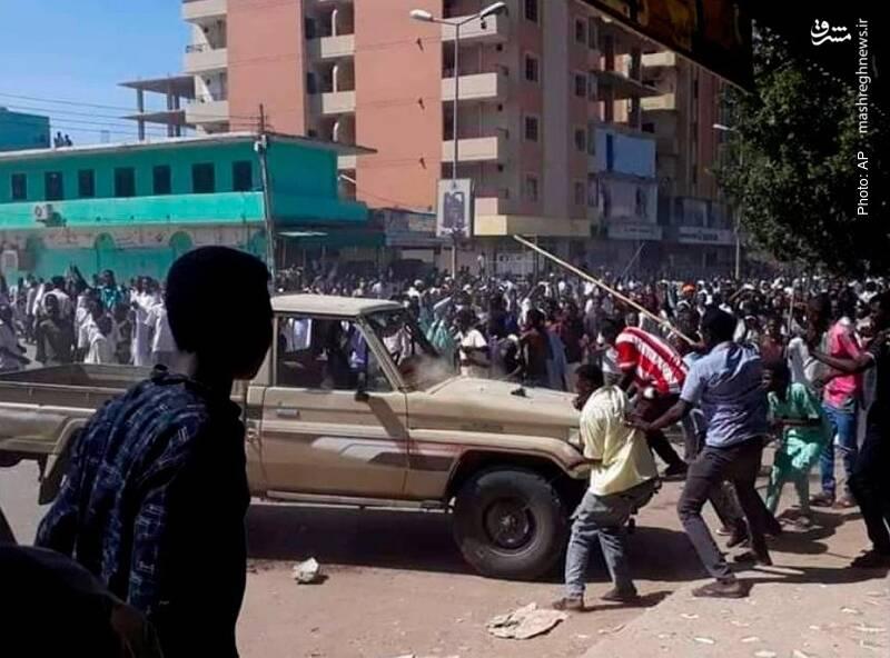 گسترش تظاهرات در سودان در اعتراض به گرانی مایحتاج ضروری