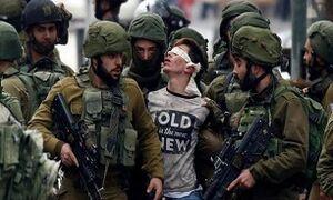 بازداشت ۵۷۰۰ فلسطینی از سوی نظامیان صهیونیستی در سال ۲۰۱۸ /کودک ۳ ساله و پیرمرد ۹۲ ساله در میان بازداشت شدگان قرار دارند