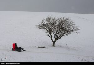 """آغاز دور جدید """"بارش برف و باران"""" از امروز"""