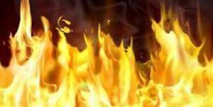 کینه پسر آپاچی سوار چاپخانه را به آتش کشید