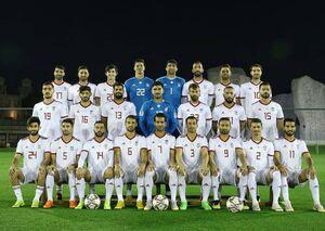 شمارههای خاطره انگیز تیم ملی فوتبال ایران +عکس
