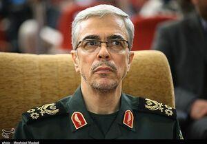 واکنش سردار باقری به خروج ارتش آمریکا از سوریه