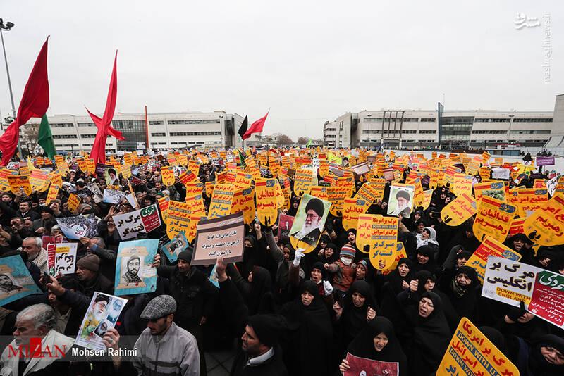 حماسه 9 دی در مشهد