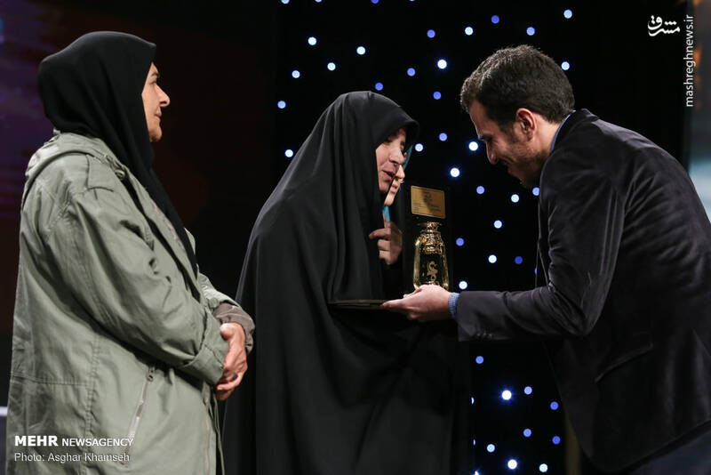 افتتاحیه جشنواره فیلم عمار