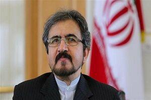 قاسمی: خبر تعیین شرط از طرف اروپا برای ایران کذب است