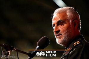 واکنش سردار سلیمانی به ادعای ترامپ درباره سرنگون کردن پهپاد ایران