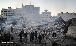 خسارت اقتصادی که صهیونیستها به غزه زدند