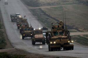 خروج نظامیان آمریکا از سوریه