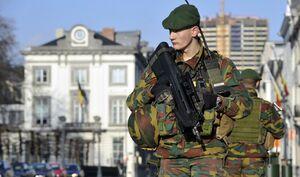ممنوعیت استفاده از موبایل برای نظامیان بلژیک در مرز روسیه