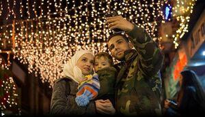 فیلم / روزهای خوش مردم سوریه پس از ۸ سال