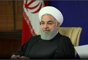روحانی: پشتیبان مادورو هستم