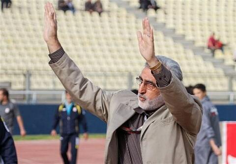فرکی: از پیروزی مقابل تراکتور خوشحالیم