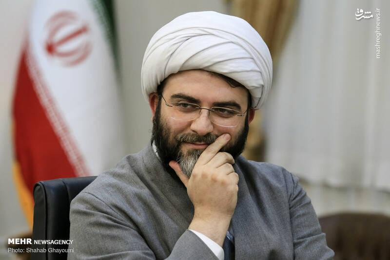 دیدار رئیس سازمان تبلیغات اسلامی با هنرمندان