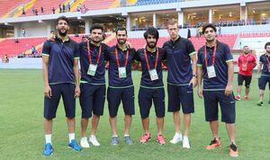 رکورد خاص یک تیم ترکمنستانی در جام ملتها
