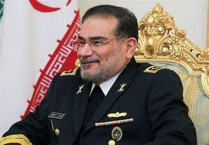 شمخانی انتصاب آملی لاریجانی به ریاست مجمع تشخیص مصلحت نظام را تبریک گفت