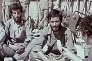 مصاحبه ای کمتر دیده شده از حاج همت +فیلم